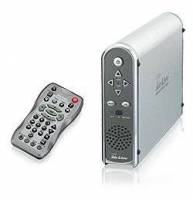 OvisLink MU-7000AVS network media player pro SATA disky